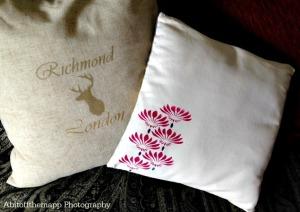 both cushions